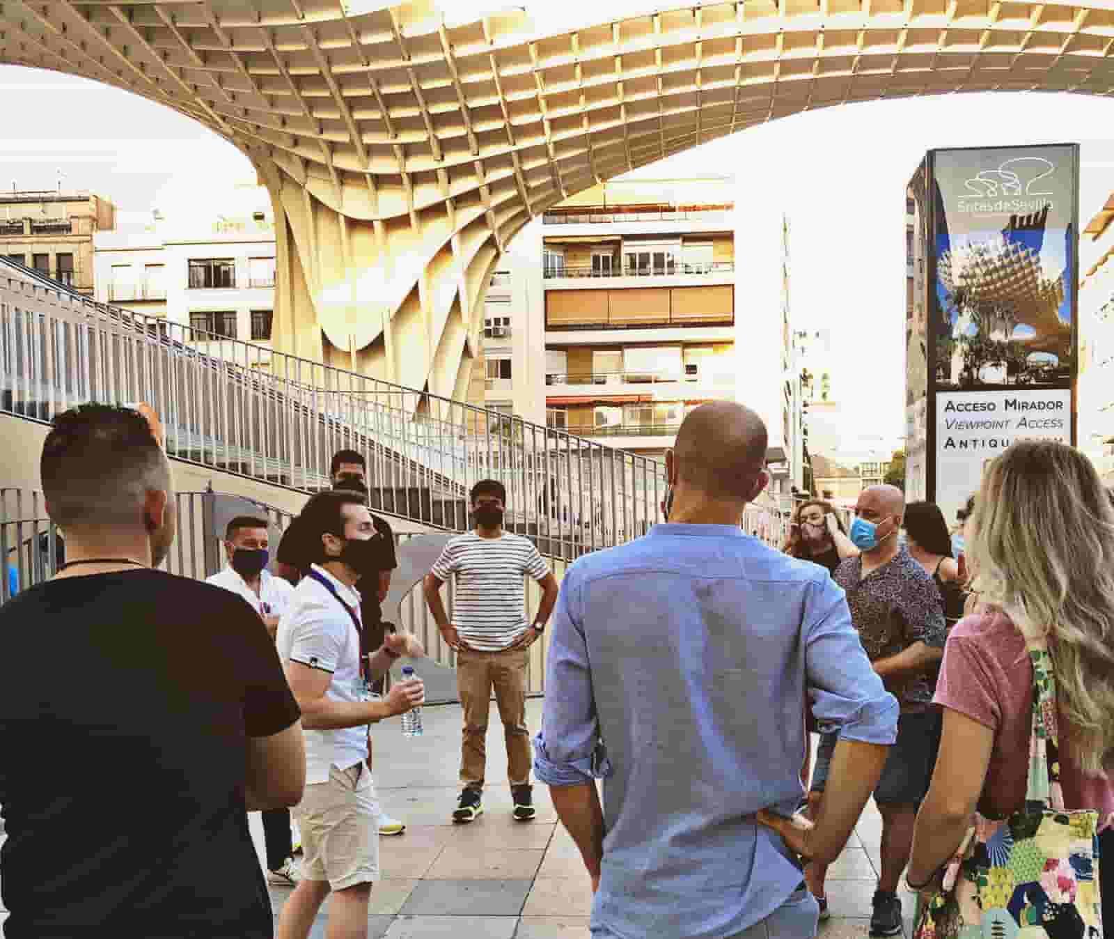 Turismo con niños en Sevilla