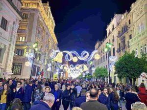razones para visitar Sevilla en Navidad