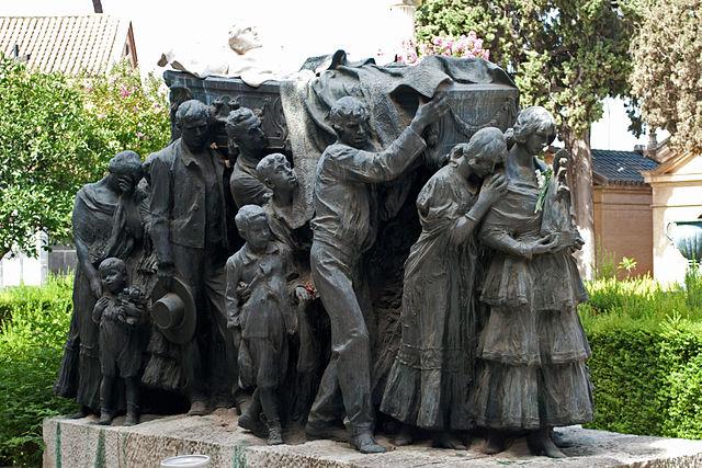 Cementerio de San Clemente Halloween paranormal en Sevilla